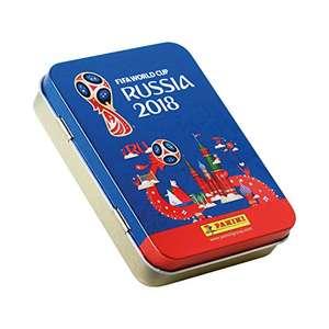 Panini FIFA World Cup 2018 (20 packs) - add-on item  £4.36 @ amazon.de