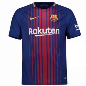 FC Barcelona youths football shirt 2017/2018 - £12.99 / £16.94 delivered @ The GAA Store