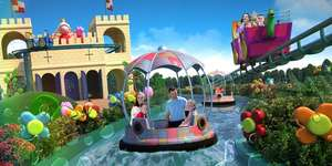 Paultons Park Short Breaks - Kids Go Free with O2 Priority (From £131)