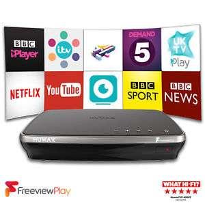 Freeview Play Recorder Humax FVP-4000T Refurb w/ 12 month warranty £99.95 @ eBay (Velocity Electronics)