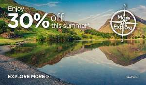 Save 30% at Best Western GB