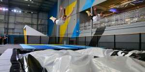 Free ticket to Oxygen and Air Space trampoline parks (BOGOF) O2 Priority