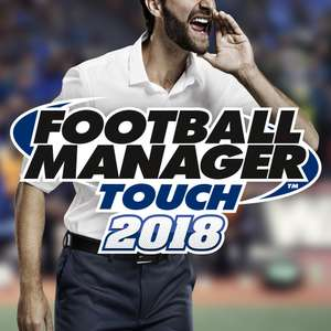 Football Manager Touch™ 2018 - Nintendo Switch eShop £20.09