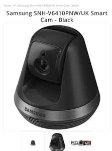 Samsung SNH-V6410PNW/UK Smart Cam - Black - £89.99 @ Baby Monitors Direct