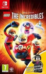 LEGO the Incredibles — Mini Figure Edition (Nintendo Switch) - £32.85 @ Base (Pre-order)