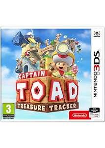 Captain Toad: Treasure Tracker (Nintendo 3DS) £27.99 Delivered @ Base