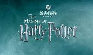 Exclusive Closed Doors Harry Potter Studio Tour 14th December + Hot Meal/Drink + Butterbeer  £42.46pp w/code @ Groupon