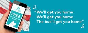 Arriva giving away free day bus tickets today as World Cup fever sweeps Birmingham