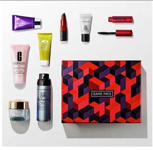 #GAMEFACE beauty box - £25 delivered @ Glamglow