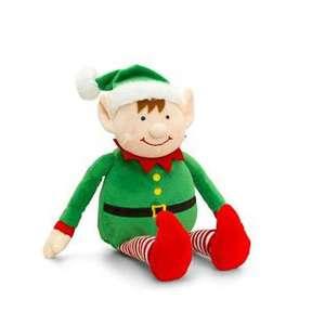 22cm keel toys elf at TJC for £5.49 delivered