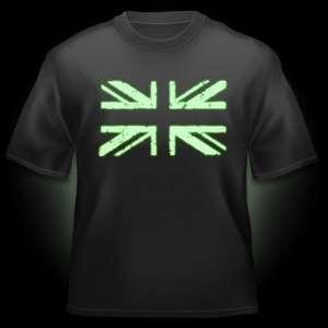 Glow T-Shirt Union Jack - £6.95 @ Glow