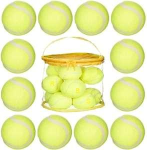 12 Tennis Balls £1 @ B&M