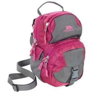 Tresspass Clio 1.5 Litre pink Shoulder  bag £6.39 - free c&c