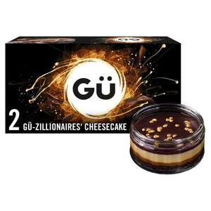 Gu Desserts Twin pack  Buy 2 for £2 @ Morrisons