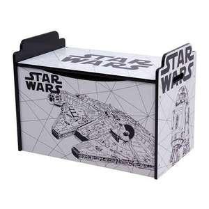 Disney Star Wars Toy Box Now Half Price £20 @ Dunelm. C&C or £3.95 Delivery.
