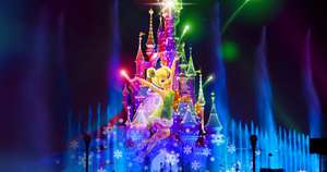 Disneyland Paris 3 Day Park to Park Tickets, 2 Night Disney Santa Fe Hotel stay,  Free Ferry Travel, Free Half Board Meal Plan & €60 Euro Disney Park Gift Card! Only £188 per person - selected dates