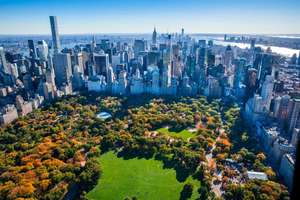 650pp 2 adults 5 nights, flights and hotel, NYC £1300 in total. Departs in July 2019 - Virgin Holidays