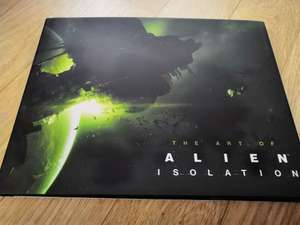 The art of alien isolation ( forbidden planet instore) - £4.99