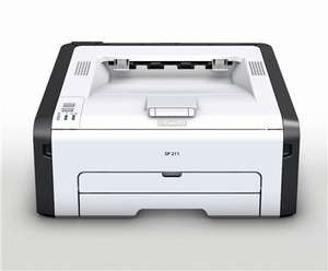Ricoh SP211 Mono Laser Printer £19.99 - includes 700 page cartridge + Free delivery @ Box