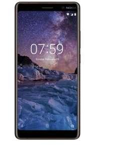 SIM Free Nokia 7 Plus 6 Inch 24MP 64GB 4GB 4G Mobile Phone - Black/CopperRefurbished With a 12 Month Argos Guarantee £212.99 @ Argos Ebay