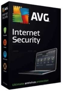 AVG Internet Security 2019 Free for 1 Year
