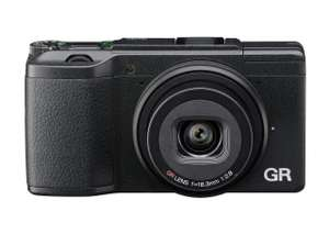 Ricoh GR II APS-C Compact Camera LOWEST EVER crazy price £319 @ Amazon