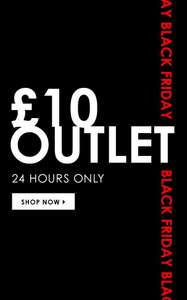 Rodial Black Friday £10 outlet for 24 hours plus free Vit C Cleanser mini & a Glamolash Mascara XXL mini with every order!