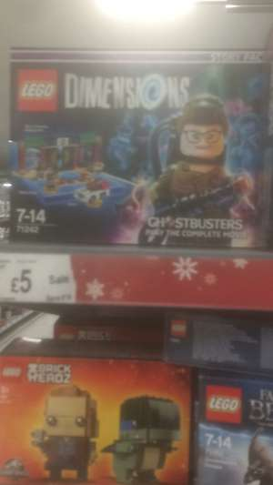 Lego 71242 dimensions ghost busters £5 Asda instore