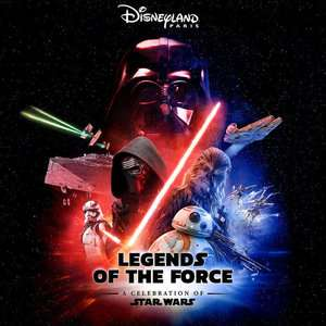 Disneyland Paris 1 Day 2 Park Tickets - normally £61 now £40.85 each for Adults & Kids + includes FastPass + Vouchers @ Picniq