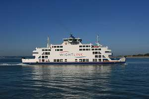 33% off all travel to and from the Isle of Wight with Wightlink