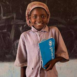UNICEF inspired gifts from £6, vaccines, text books, water kits