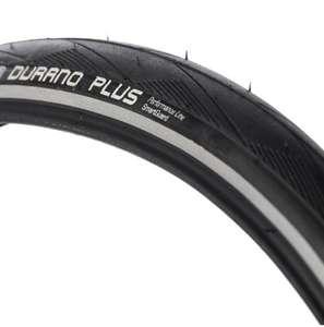 Schwalbe Durano Plus Road Tyre 700C 28C 25C 23C £17.99 @ CRC