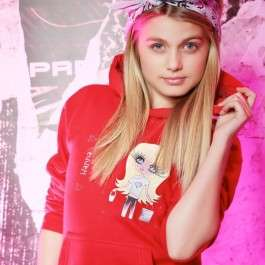 Claireabella Personalised Hoodies £19.98 inc delivery with code @ Toxix Fox