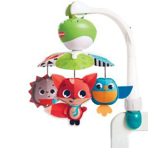 Up to 50% off Lamaze, Tiny Love Eg Tiny Love Take-Along Baby Mobile with Music, 0+months, Meadow Days / Tiny Princess Tales £15.99 @ Amazon
