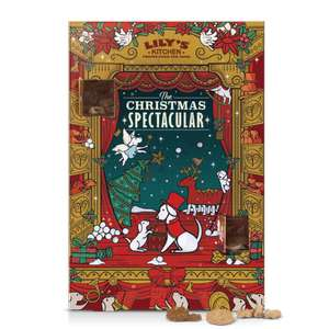 Lilys Kitchen Advent Calendar for Dogs - £5 + £4.95 Delivery @ Lily's Kitchen