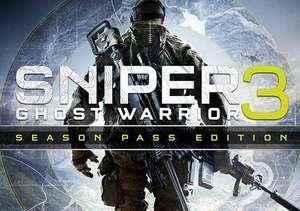 Sniper Ghost Warrior 3 - Season Pass Edition PC Steam Key £4.77 with code @ Gamivo/Worldofcdkeys