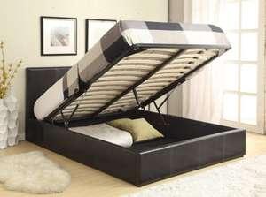 Star Ultimate Abby 5FT Kingsize Ottoman Bedstead BEDSTAR