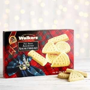 Walkers Assorted Shortbread, 250g - £2.35 @ Milk&More