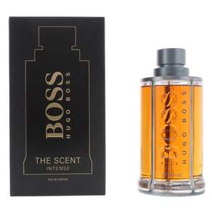 Hugo Boss The Scent Intense Eau De Parfum 200ml £49.40 @ ClearChemist