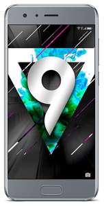 SIM Free Honor 9 5.5 Inch 64GB 4G 12MP Mobile Phone - Grey