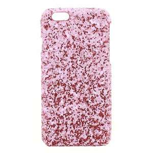 iPhone 6 Pink Glitter Case 20p + £4.95 delivery @ Poundshop