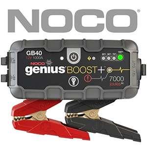 Noco Genius Boost GB40 Car Jump Start 1000 Amp 12V UltraSafe £50.85 Amazon France