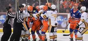 Classic British Ice Hockey derby 27 Dec 6.30pm, Sheffield Steelers v Nottingham Panthers free on Freesports