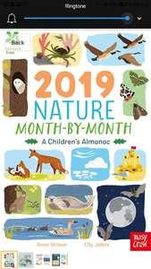 National Trust: 2019 Nature Month-By-Month: A Children's Almanac - £3 Prime / £5.99 non Prime @ Amazon