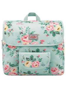 Vintage Bunch Satchel Backpack (was £32) Now £15.00 + More Kids Bags / Backpacks from £9.00 + Free C&C at Cath Kidston