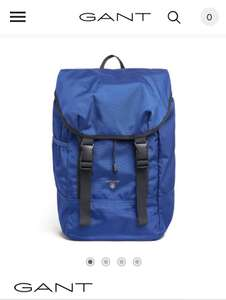 Gant back pack - £37.50 delivered @ GANT