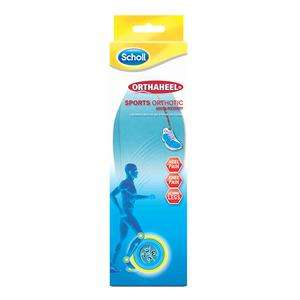 40% off orthotic insoles @ Scholl. Plus other foot stuff, Plus another 10% off if you sign up for newsletter.