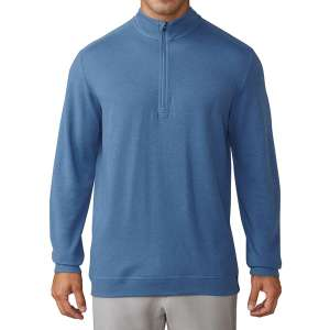 ADIDAS GOLF WOOL QUARTER ZIP SWEATER - £10 (+£3.99 Delivery) @ onlinegolf