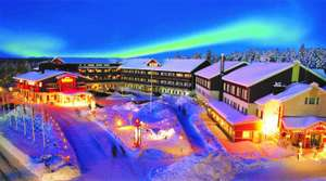From London, Birmingham and Manchester: Flights to Finnish Lapland Inc 20kg Luggage @ Crystal Ski from £67.63pp