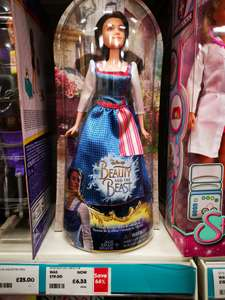 Disney Beauty And the Beast Village Dress Doll 66% off at The Entertainer - £6.33